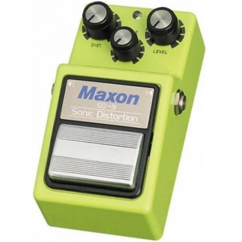 MAXON SD-9 SONIC DISTORSION