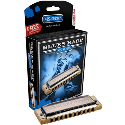 HOHNER BLUES HARP 532/20