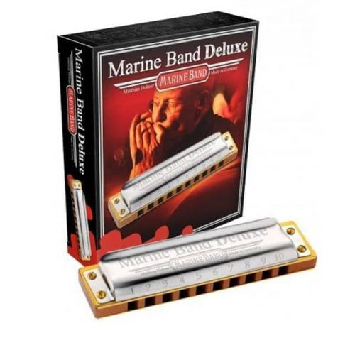 HOHNER MARINE BAND DELUXE 2005/20