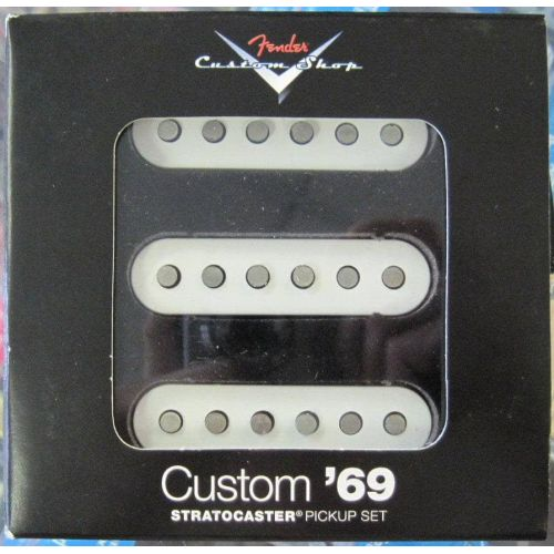 FENDER CUSTOM 69 STRAT SET (3)