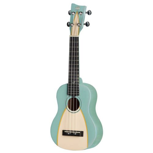 VGS UKELELE SOPRANO MANOA W-SO-GR