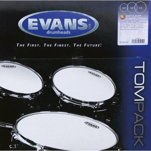 EVANS TOM PACK G2 CLEAR FUSION