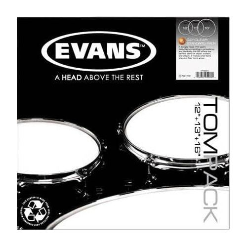 EVANS TOM PACK G2 CLEAR STANDARD