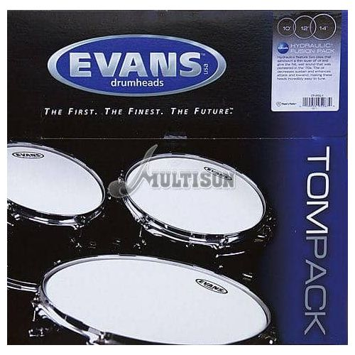 EVANS TOM PACK HYDRAULIC GLASS FUSION