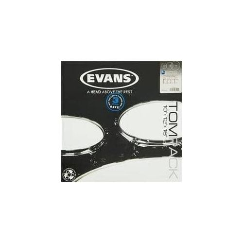 EVANS TOM PACK HIDRAULIC GLASS ROCK