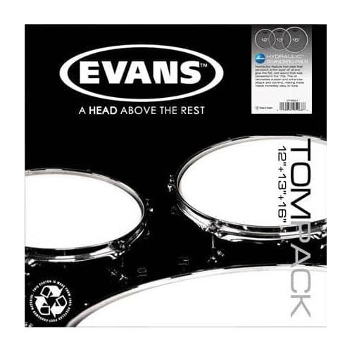 EVANS TOM PACK HIDRAULIC GLASS STANDARD