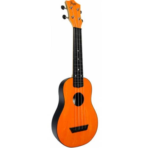 FLIGHT UKELELE SOPRANO TRAVEL TUS-35OR