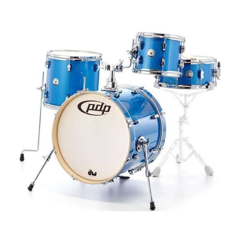 PDP NEW YORKER BLUE SPARKLE