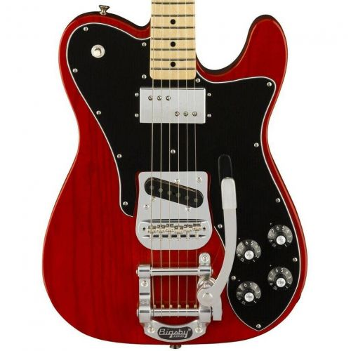 FENDER LTD 72 TELE CUSTOM MN BIGSBY SSO