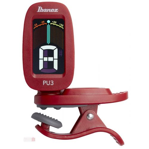 IBANEZ PU3-RD CLIP TUNER