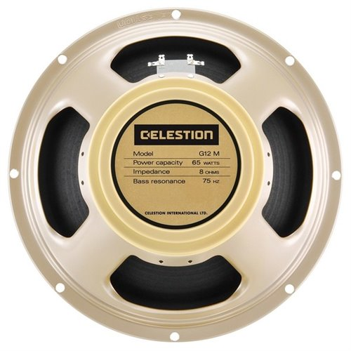 CELESTION G12M-65 CREEMBACK 8 OH