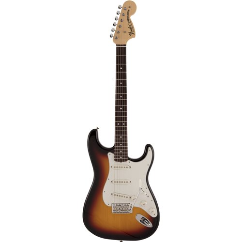 FENDER TRADITIONAL LATE 60'S STRAT RW 3TS