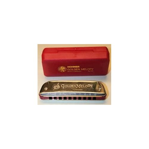 HOHNER GOLDEN MELODY 542/20 (LA)