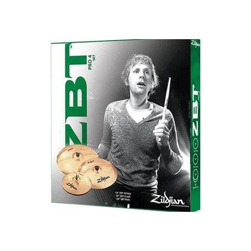 ZILDJIAN PLANET ZBT 4 PRO BOX SET