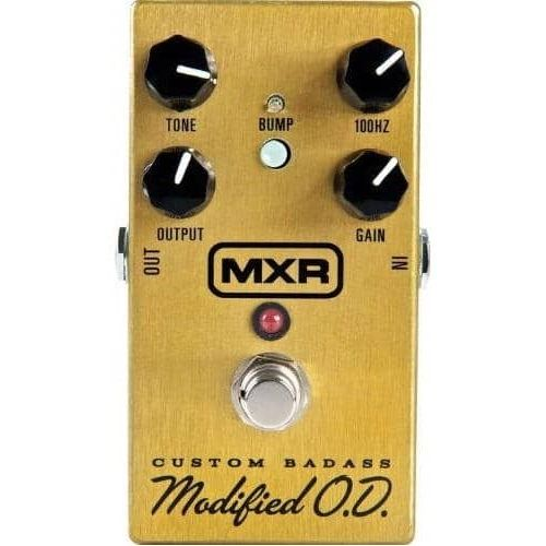 MXR CUSTOM BADASS 77 MODIFIED O.D.