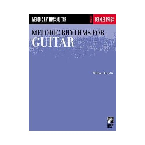 LEAVITT,W. Melodic Rhythms for guitar