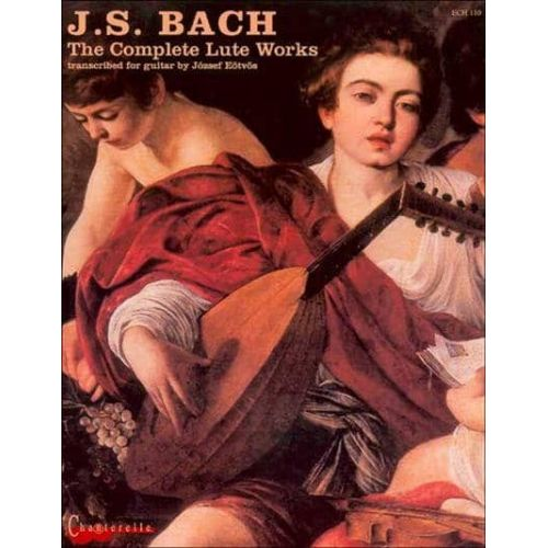 BACH,J.S. The complete Lute Works