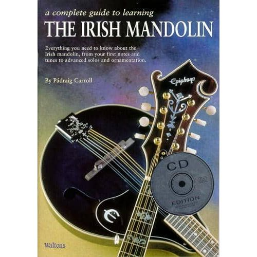CARROL,P. The Irish Mandolin (CD)