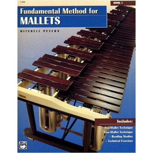 PETERS,M. FOUNDAMENTAL METHOD FOR MALLETS BOOK 1