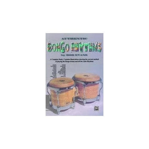 EVANS,B. Authentic Bongo Rhythms
