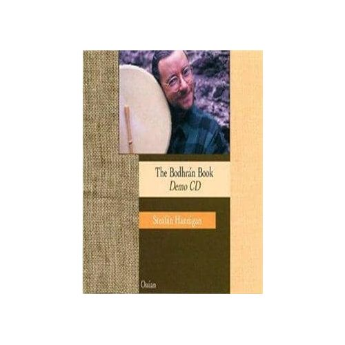 HANNIGAN,S. Bodhran Book c/ CD