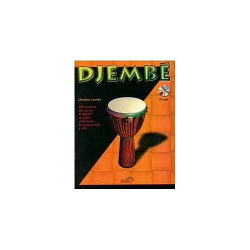 LAURELLA,C. Djembe (cd)