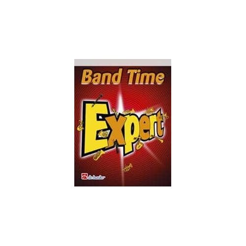 DE HANN,J. Band Time Expert Clarinete 1