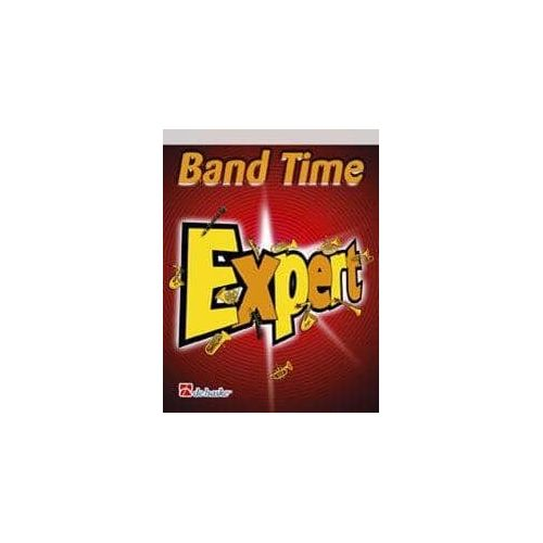 DE HANN,J. Band Time Expert Clarinete 2