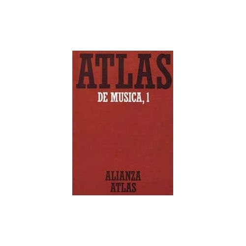 ATLAS. Atlas de musica Vol 1