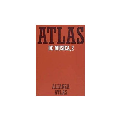 ATLAS. Atlas de musica Vol 2