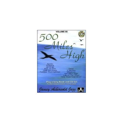 AEBERSOLD,J. 500 Miles High Vol 95