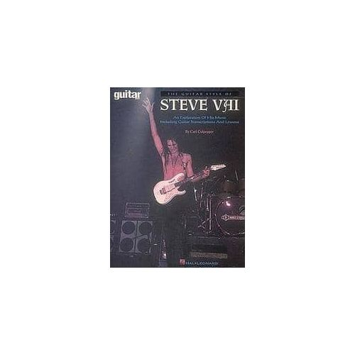 CULPEPPER,C. The guitar Style of steve vai