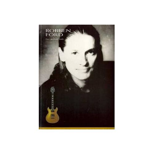FORD,R. Robben Ford for Guitar tab