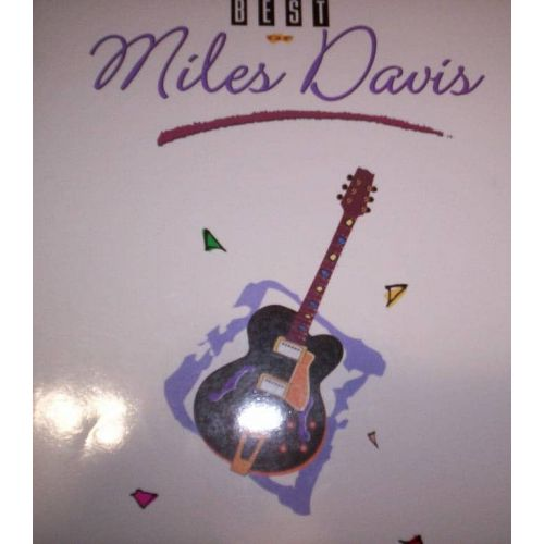 ARAKAWA,Y. The Best of Miles Dives for guitar