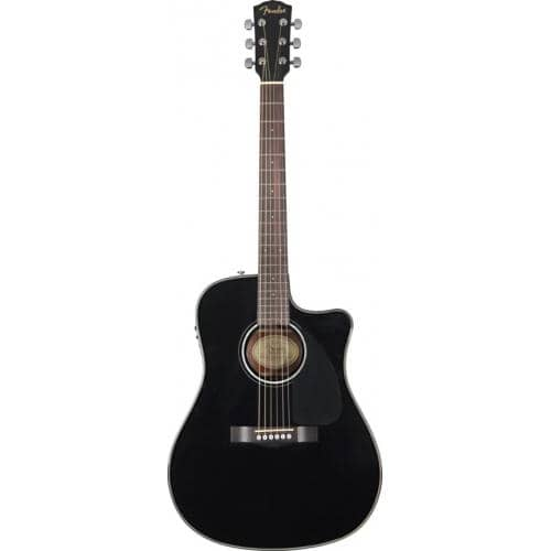 FENDER CD-110CE BLACK V2