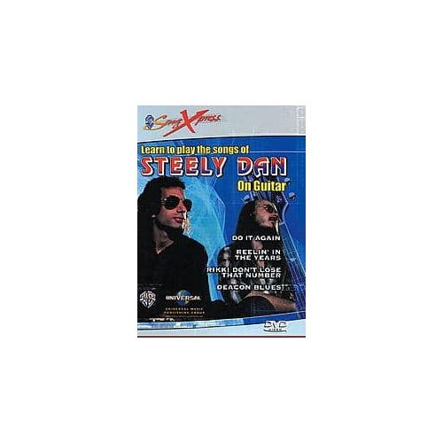 STEELY DAN. Learn To play the songs on Guitar (DVD)