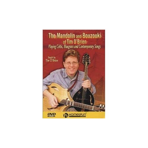 O'BRIEN,T. The Mandolin and Bouzouki (DVD)