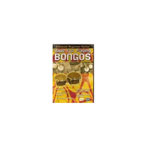 HAVE FUN FLAYING BONGOS (DVD)