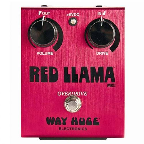 DUNLOP WAY HUGE WHE-203 RED LLAMA
