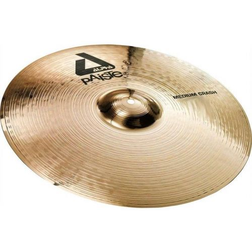 PAISTE ALPHA MEDIUM CRASH 16""