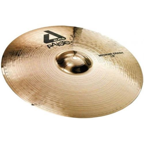PAISTE ALPHA MEDIUM CRASH 18""