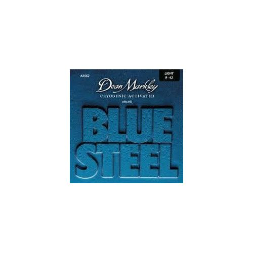 D. MARKLEY BLUE STEEL 2552LT (9-42)