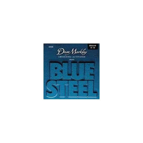 D. MARKLEY BLUE STEEL 2556 REG (10-46)