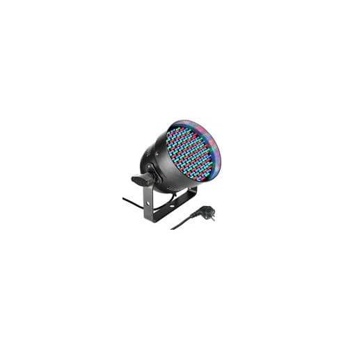 CAMEO FOCO PAR 56 LED RGB BLACK