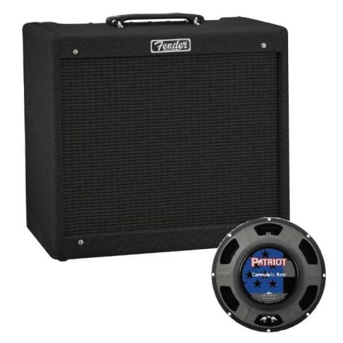 FENDER BLUES JUNIOR III STEALTH CREX