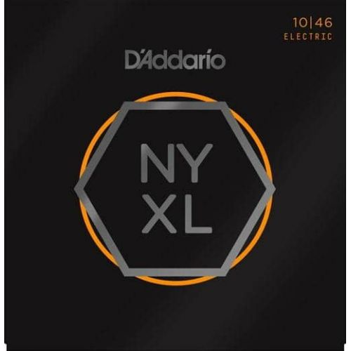 D'ADDARIO NYXL1046 Regular Light (10-46)