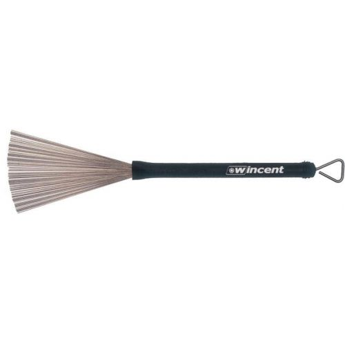 WINCENT STEEL WIRE BRUSH 33 MEDIUM