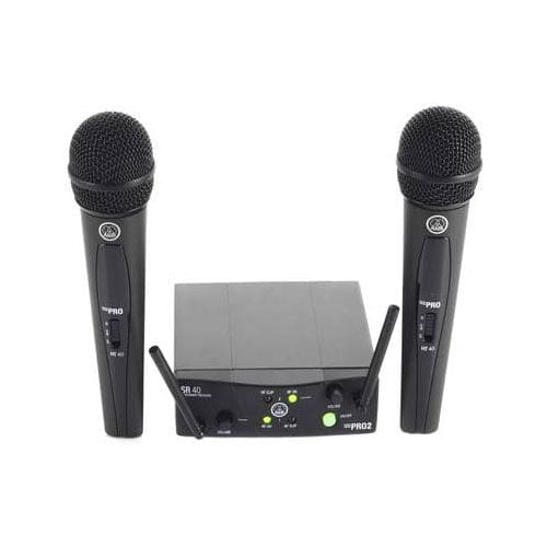 AKG WMS-40 MINI DUAL VOCAL