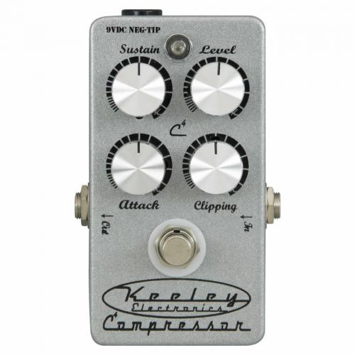KEELEY COMPRESSOR C4
