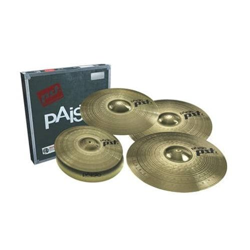 "PAISTE PST3 UNIVERSAL SET + (CRASH 18"")"
